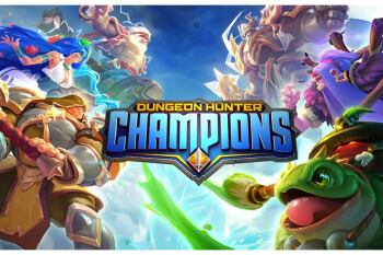 Gameloft launches Dungeon Hunter Champions on Android and iPhone