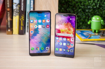 In Android P, Google Chrome may hug the notch