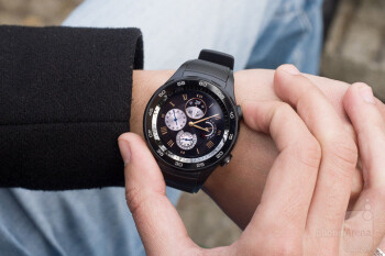 Huawei could be developing a new gaming smartwatch: patent