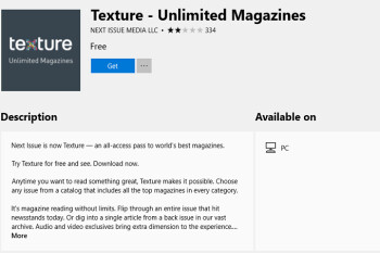 Apple to shut down Texture's Windows app in July; Android, iOS apps to continue running