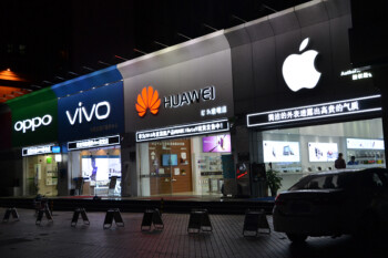 Chinese smartphone shipments continue to fall, decline 34% from last quarter