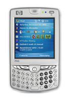 HP announces new iPAQ phone - hw6900 series