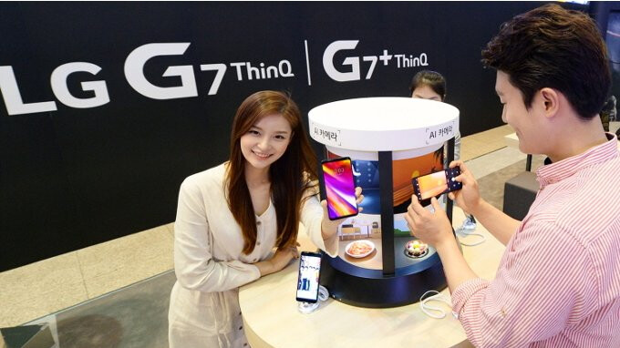Which LG G7 ThinQ color variant do you like most?