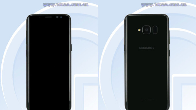 Apparent Galaxy S8 Lite appears in TENAA & FCC listings revealing specs and design