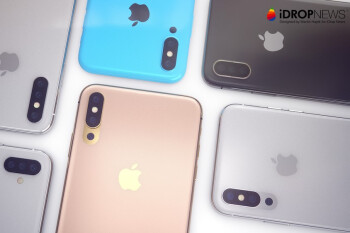 Apple could introduce a triple-camera iPhone in 2019: report