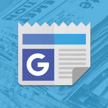 This is the new Google News, say goodbye to Newsstand