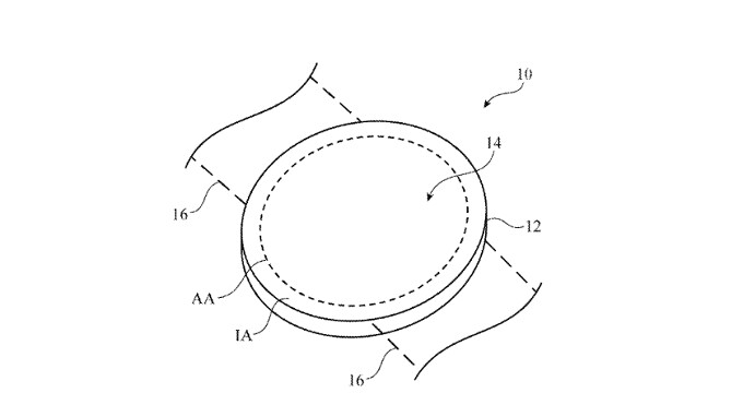 Apple gets patent for circular display that could be used for a round-faced Apple Watch