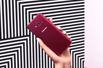 Galaxy S8 Lite press renders reveal Burgundy Red & Black variants