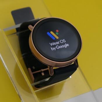 Google Wear OS hands-on at Google I/O 2018