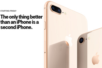 T-Mobile's new Apple iPhone BOGO deal starts tomorrow