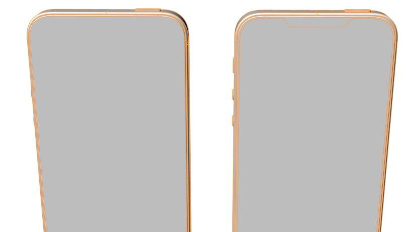 Alleged iPhone SE 2 screen smiles for the camera