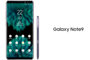 Galaxy Note 9 tipped to be a tad smaller than Note 8