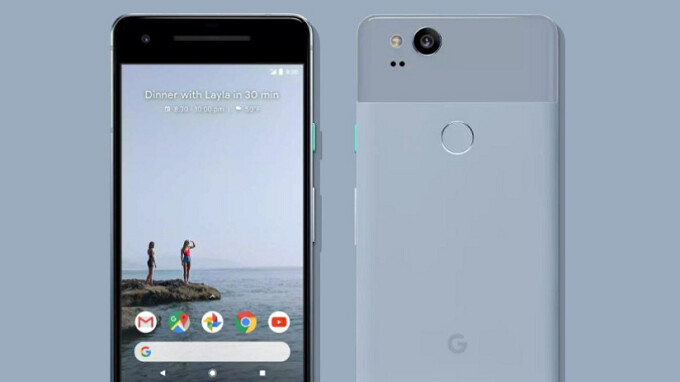 Google AOSP code commit mentions that two Pixel (2018) handsets are in the works