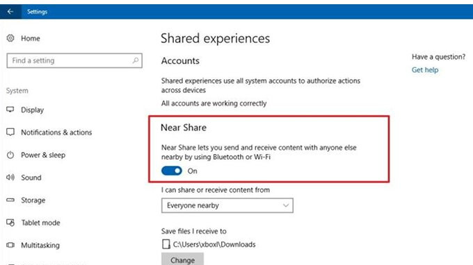 Microsoft to add Nearby Share support to Android and iOS platforms