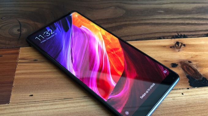 Xiaomi named in patent infringement suit; plaintiff requests production of Mi Mix 2s be stopped