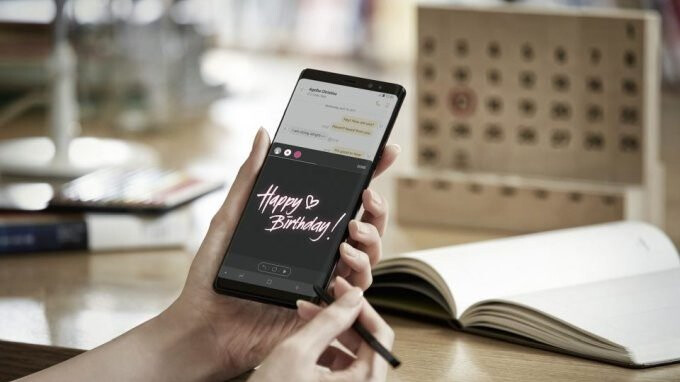 T-Mobile's Samsung Galaxy Note 8 Oreo update to resume tomorrow, May 13th