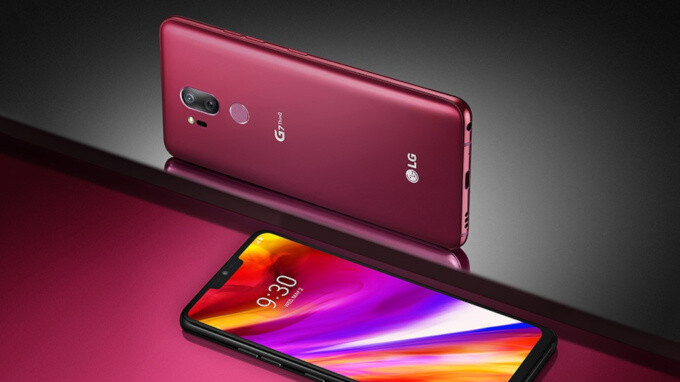 LG G7 ThinQ battery life test score is out: improved?