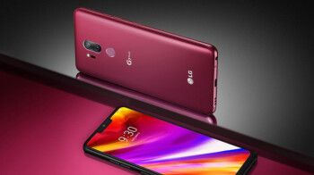 LG G7 ThinQ battery life test results