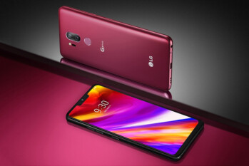 LG G7 ThinQ battery life test preliminary results