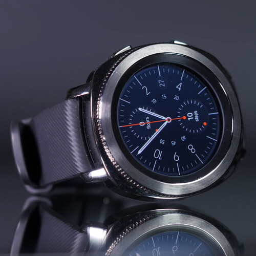 samsung gear s4 could be the 39 galaxy watch 39 new gear fit. Black Bedroom Furniture Sets. Home Design Ideas