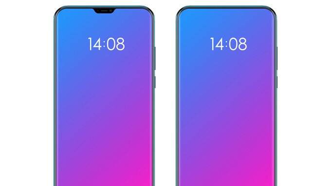 Bezel-less Lenovo Z5 stars in new teaser, shows narrow bottom bezels