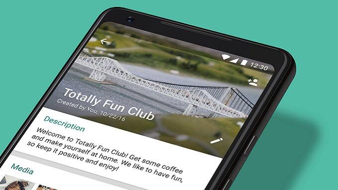 Neue Gruppen-Chat-Funktionen kommen ab heute auf WhatsApp