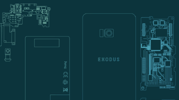 Report: The HTC Exodus is a blockchain phone for cryptocurrency traders