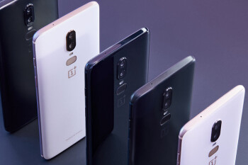 OnePlus 6 is announced with Snapdragon 845, larger screen, and interface gestures
