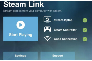 Download Steam Link beta and start playing your PC games on an Android device