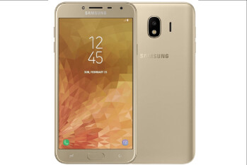 Budget Galaxy J4 (2018) appears online in new set of press renders