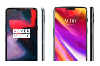 LG G7 vs OnePlus 6 poll: and the winner is...
