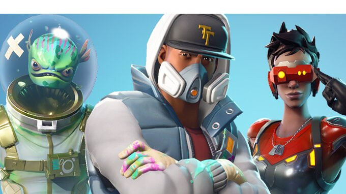 Fortnite for iOS gains customizable HUD, voice chat, Android version coming this summer