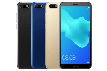 Huawei Y5 Prime (2018) silently unveiled, runs Android 8.1 Oreo out of the box