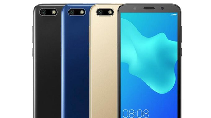 Huawei Y5 Prime (2018) introduced with Android 8 1 Oreo