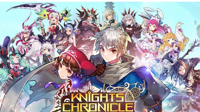 Knights Chronicle turn-based RPG gets more than a half million pre-registered players before launch