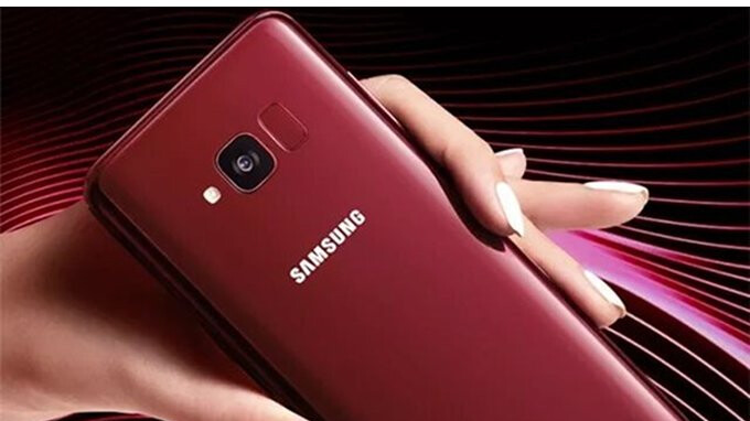 Image result for Samsung Galaxy S Light Luxury