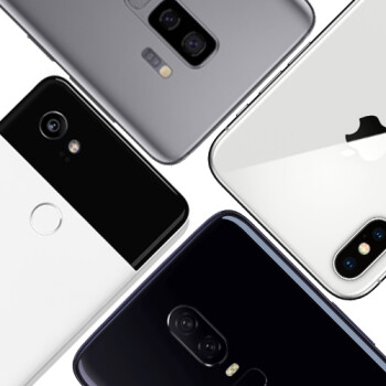 OnePlus 6 vs Galaxy S9+ vs Pixel 2 XL vs iPhone X: Camera comparison