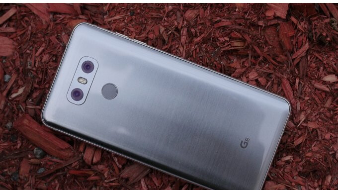 Verizon rolling out Android 8.0 Oreo update to the LG G6