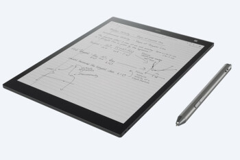 Pre-order Sony's 10.3-inch Digital Paper e-ink tablet now for $599.99; device launches June 21st