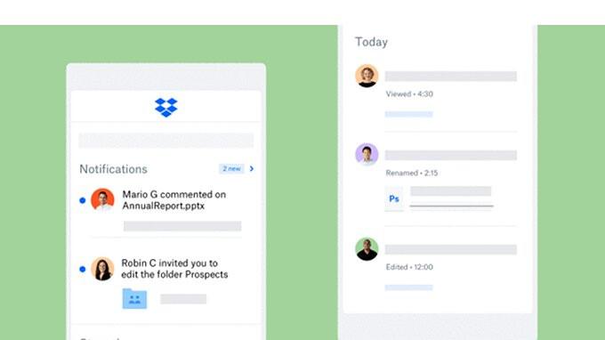Dropbox erhält zwei neue wichtige Funktionen auf dem iPhone