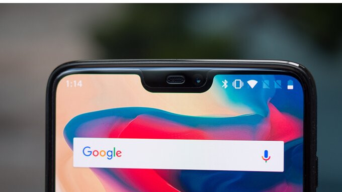 First OnePlus 6 update brings option to hide the notch, slo-mo video support