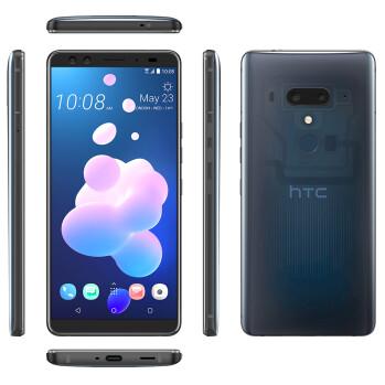 HTC U12+ size comparison vs the flagship competition