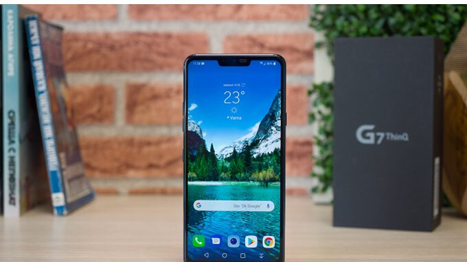 LG V35 ThinQ rumored to arrive in June - PhoneArena