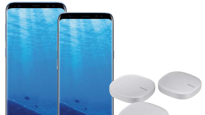 Unlocked Samsung Galaxy S8 now comes with a free Home Wi-Fi System (a $299 value)