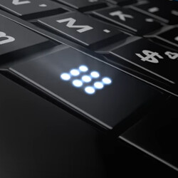 BlackBerry KEY2 teaser reveals mystery button on the keyboard (VIDEO)
