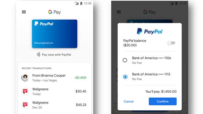 Paypal Register App