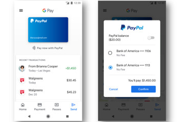 PayPal added as a payment option across all Google apps