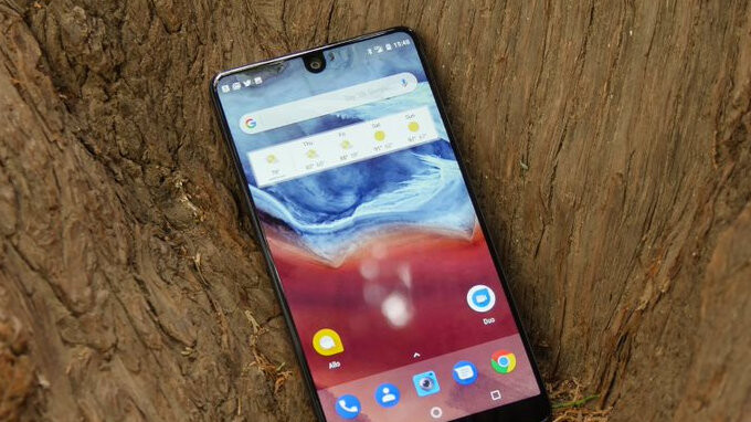 Essential might be up for sale, but Andy Rubin suggests its next product will be