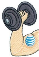 AT&T is beefing up their network in preparation for its upcoming battle