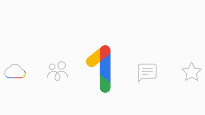 Die neue Google One-App ist jetzt im Play Store